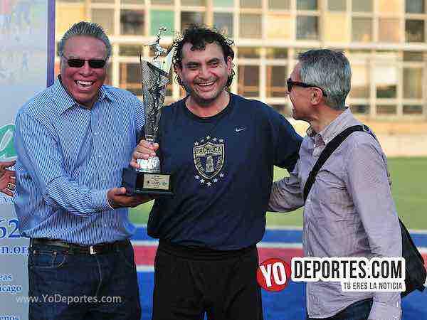 Federación Hidalguense en Illinois gana la Copa Inter Federaciones Alfa All Family Active