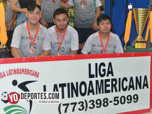 Chicago Flash-Chicago All Stars-Liga Latinoamericana-Miercoles indoor soccer
