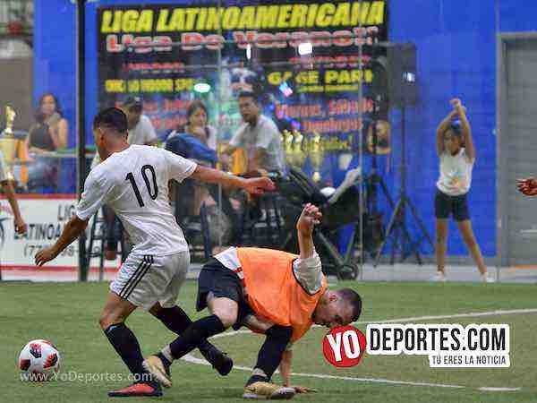 Chicago Flash-Chicago All Stars-Liga Latinoamericana-Miercoles soccer league
