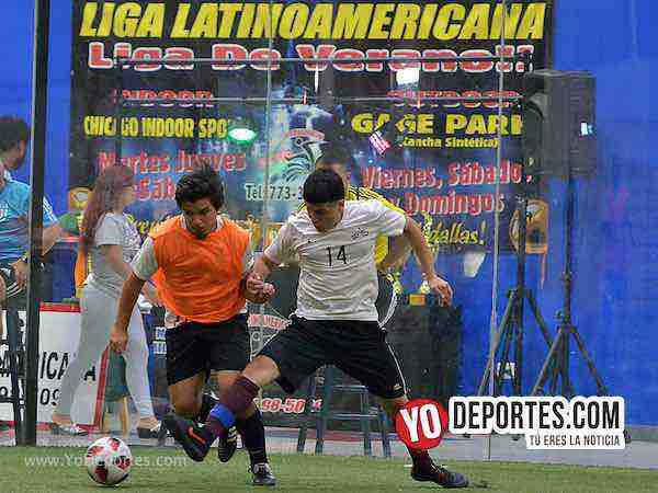 Chicago Flash-Chicago All Stars-Liga Latinoamericana Soccer League