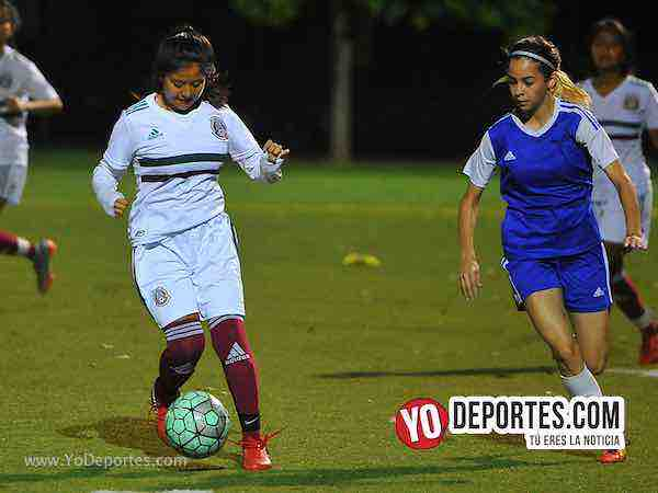 Chicago Real FC-Jaguars-Chicago Women Premier Academy Soccer League