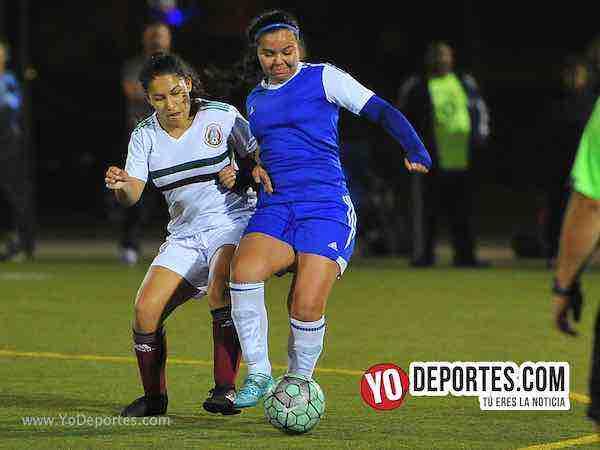 Chicago Real FC-Jaguars Women Premier
