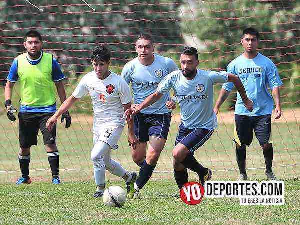 Deportivo Jeruco-Deportivo Maya-Liga 5 de Mayo Soccer League