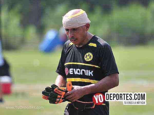 Deportivo Jeruco-Deportivo Maya-Liga 5 de Mayo