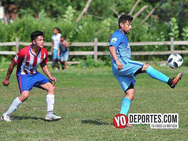 Deportivo Morelos-Artilleros Brasil-Liga 5 de Mayo Chicago soccer