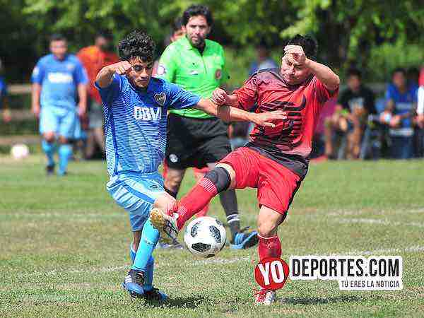 Deportivo Morelos y Artilleros Brasil fueron los últimos de la jornada