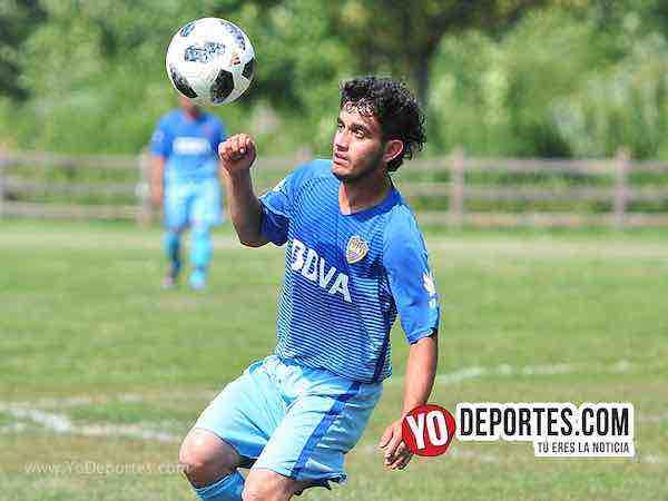 Deportivo Morelos-Artilleros Brasil-Liga 5 de Mayo Soccer League Sherman Park
