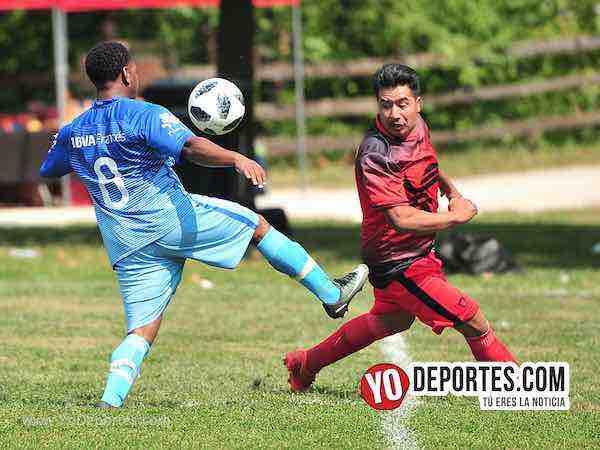 Deportivo Morelos-Artilleros Brasil-Liga 5 de Mayo