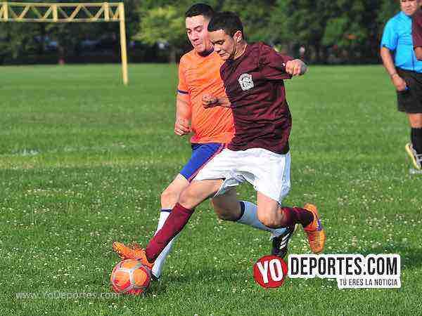Deportivo Rivera 6-1 Pumas Chicago en el juego de ida