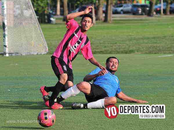 Galatazaray-Tupataro-Liga Douglas Futbol soccer en Chicago