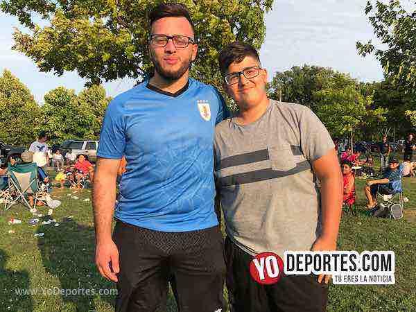 Galatazaray-Tupataro-Liga Douglas Soccer League