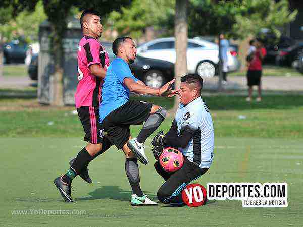 Galatazaray-Tupataro-Liga Douglas de Chicago soccer futbol