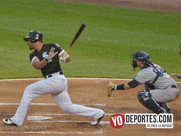 Jose Abreu-Chicago White Sox-Nueva York Yankees-lunes