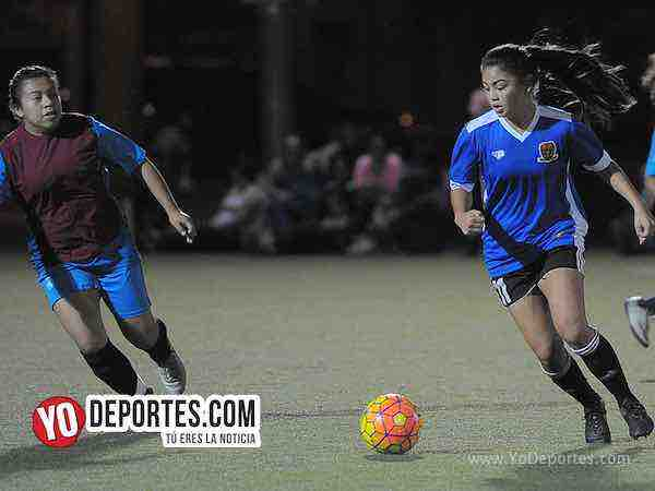 La Juve-FC-Real-Women Premier Academy Mujeres women soccer league Chicago