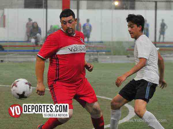 Lobos FC-GFC-Liga 5 de Mayo Chicago Indoor soccer