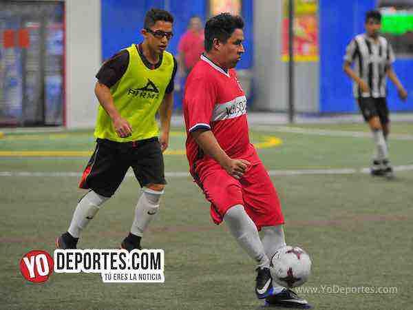 Lobos FC-GFC-Liga 5 de Mayo Futbol Rapido en Chicago