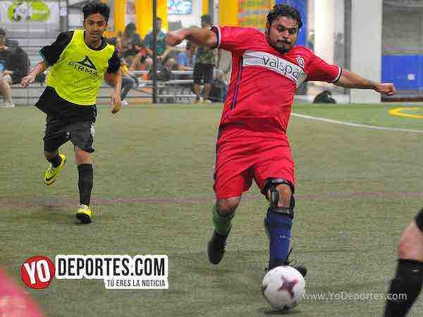 Lobos FC-GFC-Liga 5 de MayoSoccer League