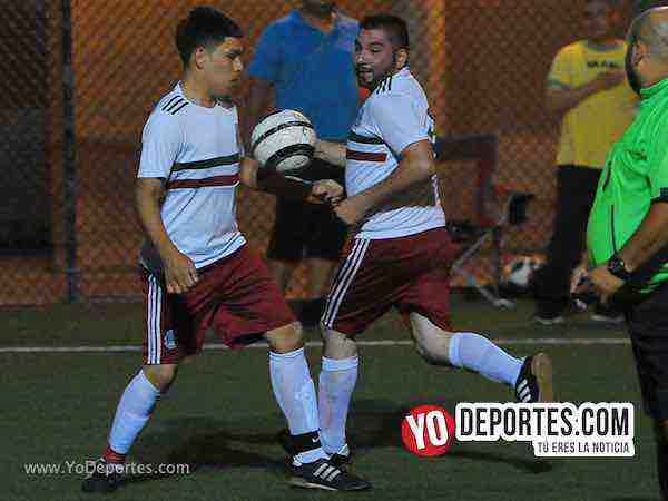 Mexico-Aztlan-Illinois International Soccer League