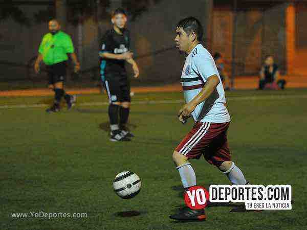 Mexico-Aztlan-International Champions Cup Illinois International Soccer League Chicago