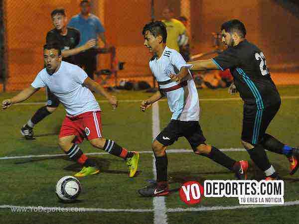 Mexico-Aztlan-International Champions Cup Illinois International Soccer League Futbol