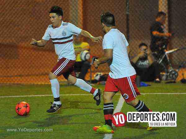 Mexico-Aztlan-International Champions Cup Illinois International Soccer League