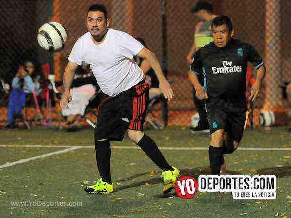 México y Aztlan cierran temporada y se quedan fuera de la fiesta en la International Champions Cup