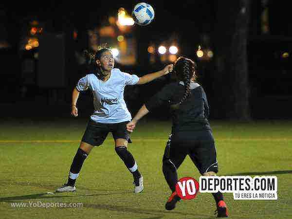 Wizard-Las Guerreras-Chicago Women Premier Academy Futbol