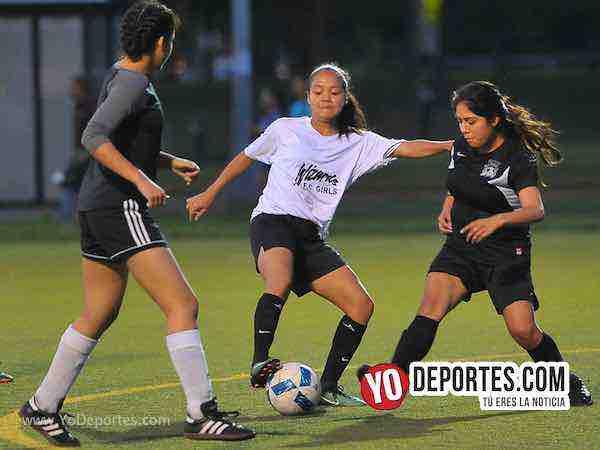 Wizard-Las Guerreras-Chicago Women Premier Academy mujeres futbolistas