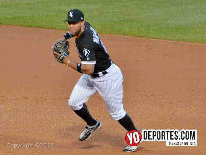 Yoan Moncada-Chicago White Sox-Nueva York Yankees-lunes
