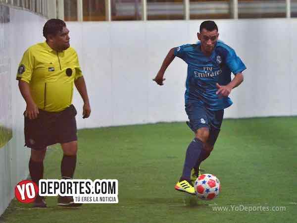 Arbitro Miguel Gutierrez-Real Colicos-Deportivo Acámbaro-Chitown Futbol