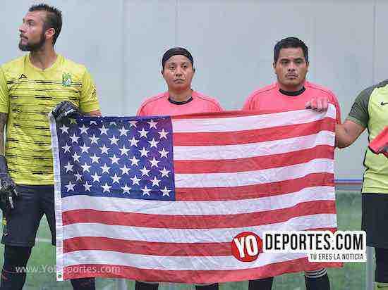 Arbitro Rosalba Luna-Antonio Lopez-Southside-Real Celaya-Champions de los Martes-Liga San Francisco
