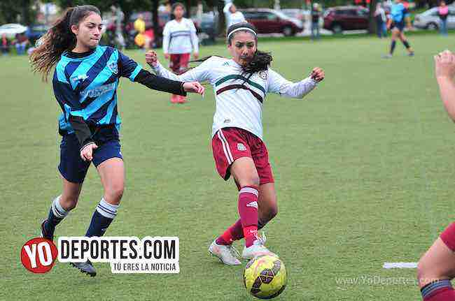 Blus Island-Chicago Real FC-Chicago Women Premier Femenil