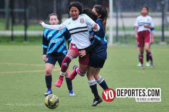 Blus Island-Chicago Real FC-Chicago Women Premier Final Futbol Femenil