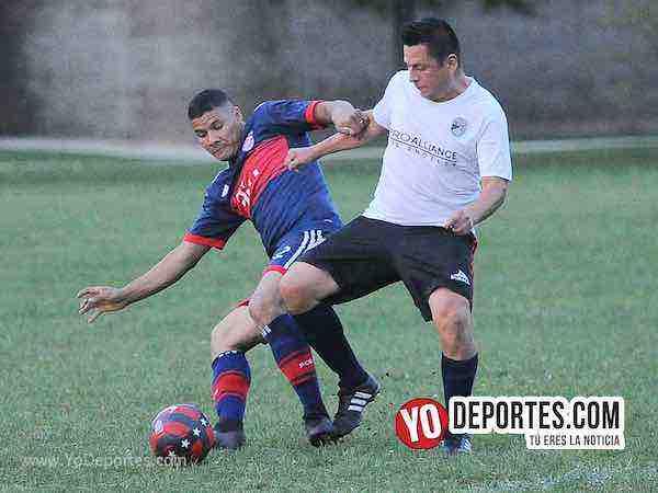 Cafetaleros-Bosque Real-Liga Victoria Ejidal Chicago