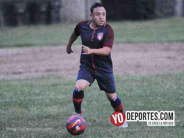 Cafetaleros-Bosque Real-Liga Victoria Ejidal Chitiva