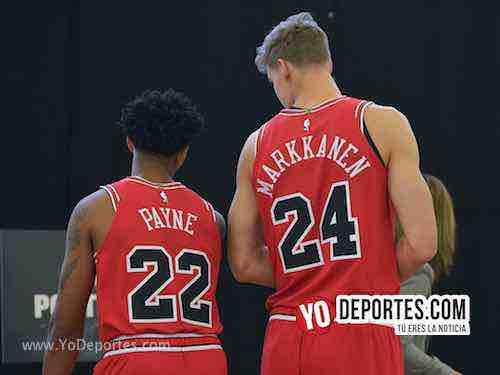 Arranca la temporada de los Chicago Bulls con el Media Day