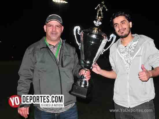 Campeon Red Fire-San Lazaro-Liga Latinoamericana