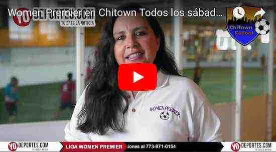 La Women Premier llega a Chitown Futbol