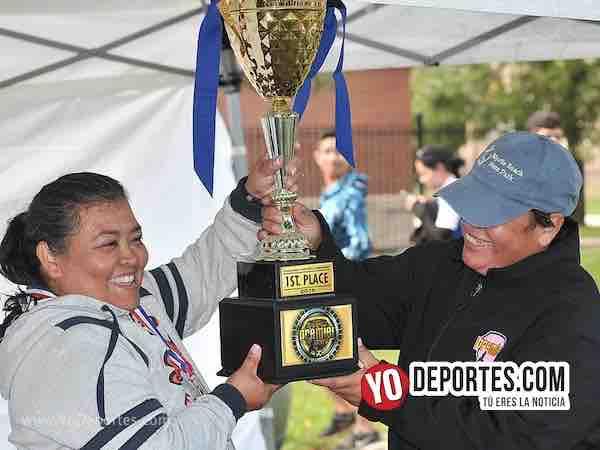 Deportivo Amistad gana dramática final femenil en Chicago Women Premier
