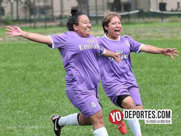 Deportivo Amistad-Cicero Jaguars-Chicago Women Premier futbol femenil