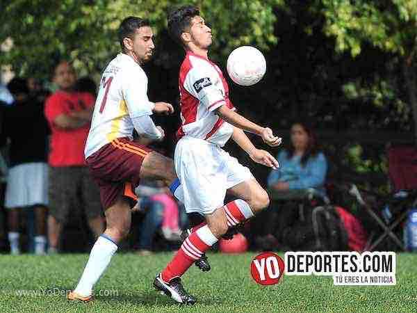 Deportivo Hidalgo-Challenger-Liga 5 de Mayo Futbol en Chicago