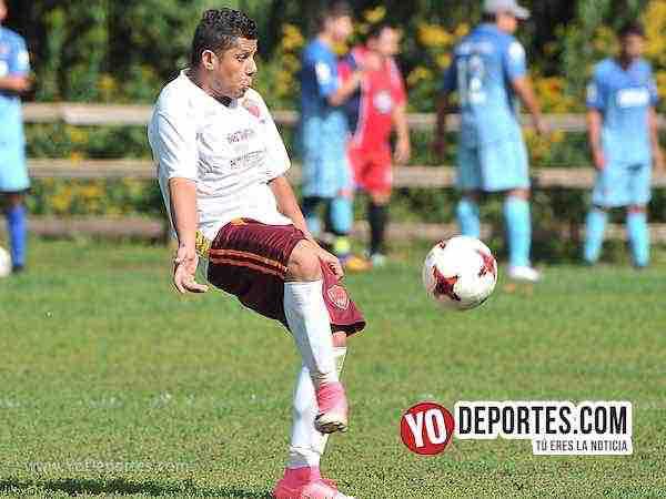 Deportivo Hidalgo-Challenger-Liga 5 de Mayo Soccer Futbol