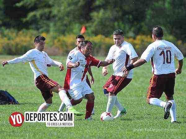 Deportivo Hidalgo-Challenger-Liga 5 de Mayo cuartos de final