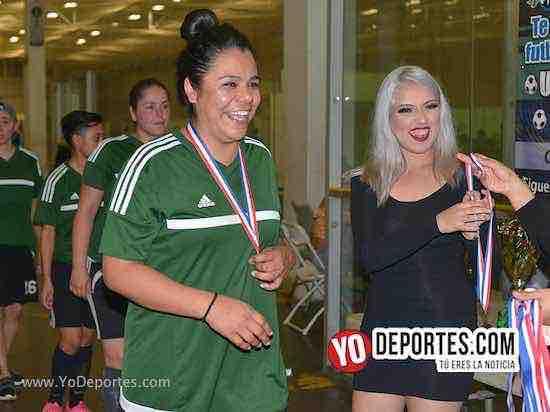 Deportivo Teco-Challenger-Liga Jalisco Soccer League-Final de Mujeres