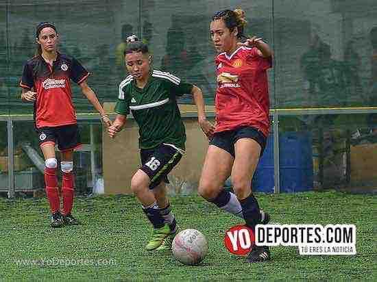 Deportivo Teco-Challenger-Liga Jalisco Soccer League-Futbol femenil