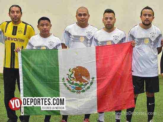 Fiesta en el infierno los Diablos campeones de la Liga Jalisco