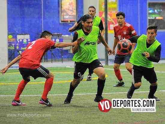 Estrella Roja-Destroyers-Liga Latinoamericana Chicago Indoor Sports