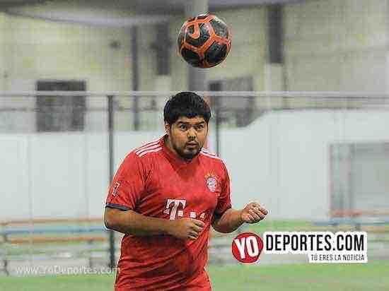 Estrella Roja-Destroyers-Liga Latinoamericana Futbol Indoor en Chicago