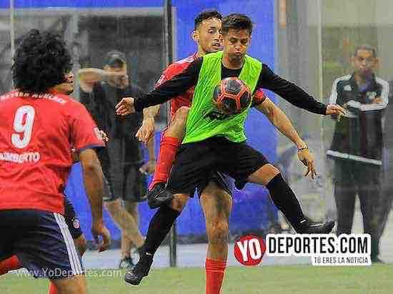 Estrella Roja-Destroyers-Liga Latinoamericana Soccer Indoor