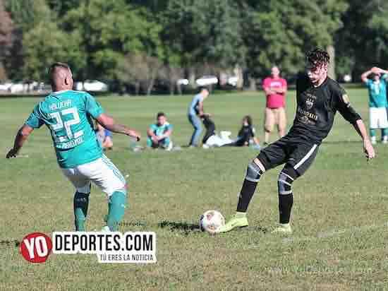 FC Maya Mil-Atlante-Liga Douglas Futbol en Chicago
